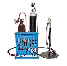 Plynové metalizační zařízení MK61